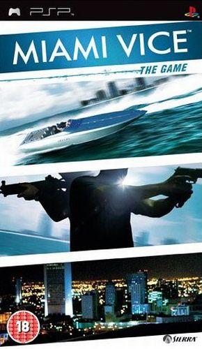 Miami Vice PSP